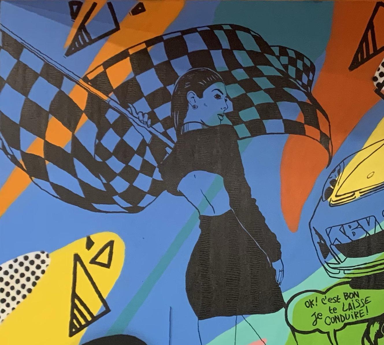 graffeur professionnel réalisation graffiti professionnel