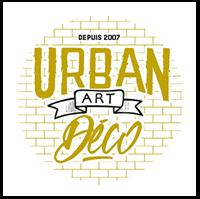 Urban Art Déco - Décoration murale - Graffeurs professionnels